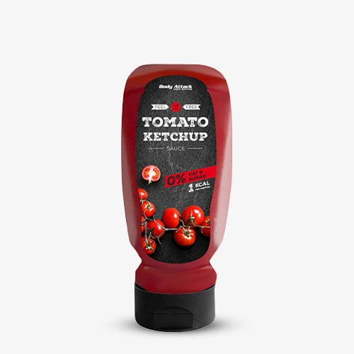 BODY ATTACK Ketchup 320ml Food
