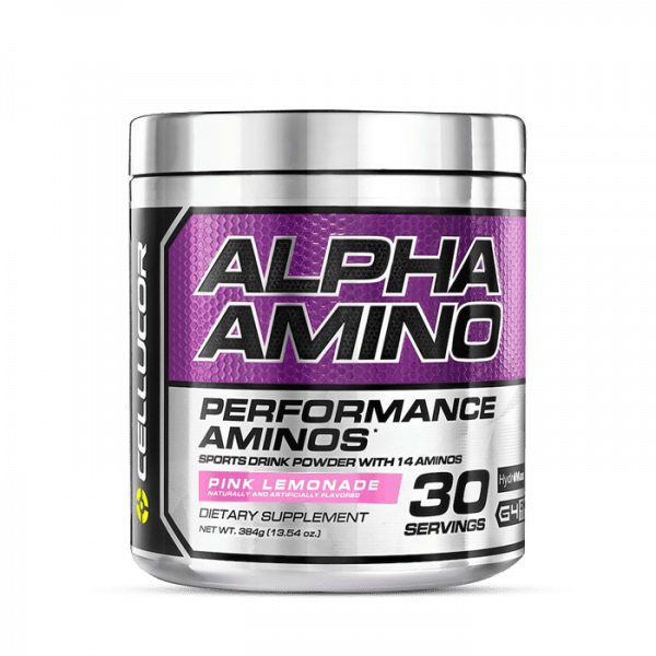 Cellucor Alpha Amino 366g Aminos