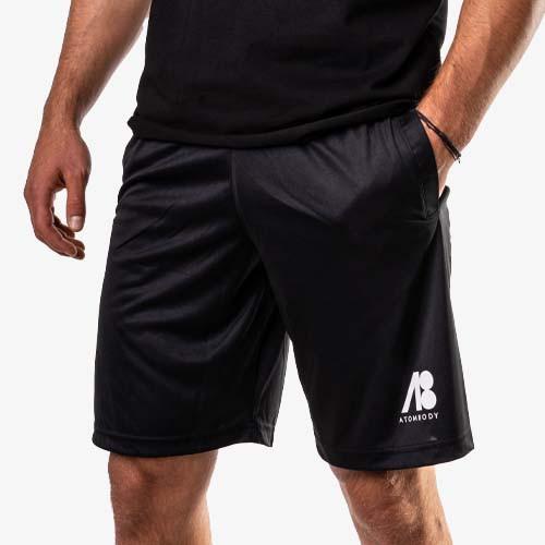 ATOMBODY Shorts Men black