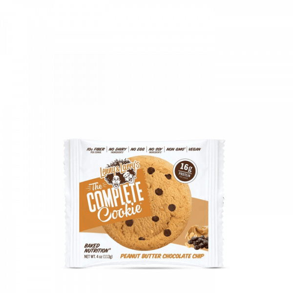 LENNY & LARRY'S Complete Cookie VEGAN 12 x 113g Bars und Snacks