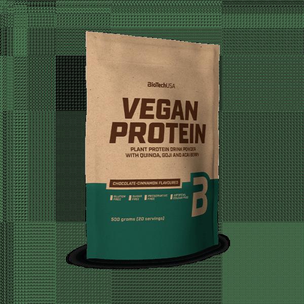 BioTechUSA Vegan Protein 500g Proteine
