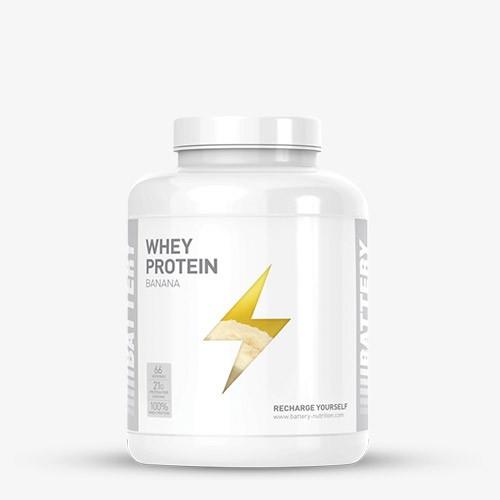BATTERY WHEY PROTEIN 2000g Proteine