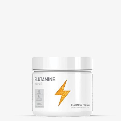 BATTERY GLUTAMINE 500g Aminos