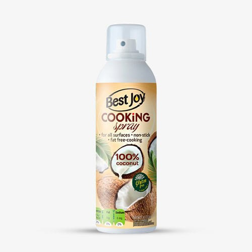 BEST JOY COOKING SPRAY 100% COCONUT OIL 250ml