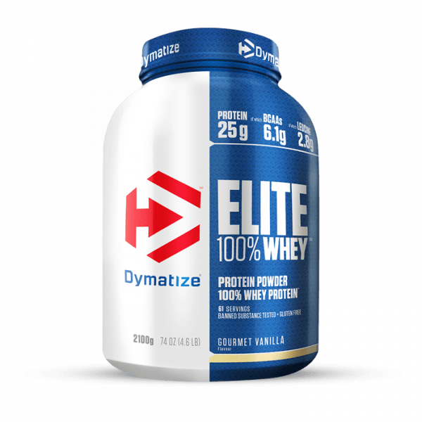 DYMATIZE - Elite Whey, 2100g Proteine