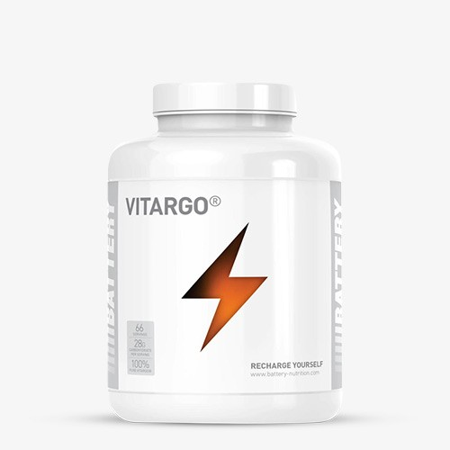 BATTERY Vitargo, 2000g Gainers/Kohlenhydrate