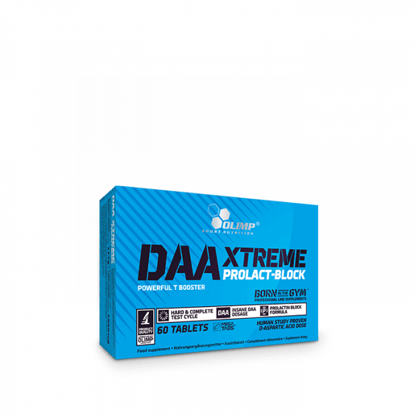 OLIMP DAA Xtreme PROLACT-BLOCK, 60 Tabletten