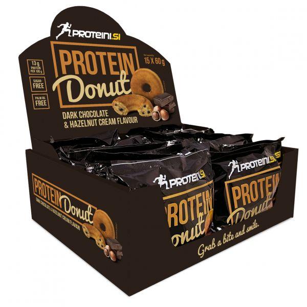 PROTEINI.SI Protein Donut 15x60g