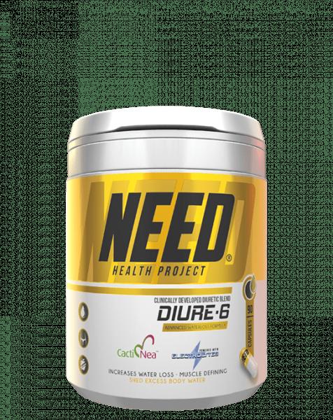 NEED DIURE.6® 90 Kapseln Diät Produkte