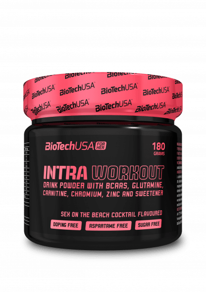BioTechUSA Intra Workout, 180g, sex on the beach Aminos