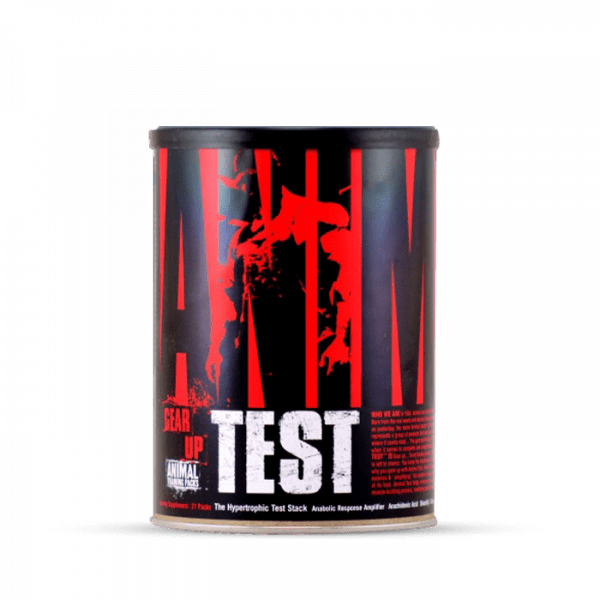 UNIVERSAL NUTRITION Animal Test, 21 Packungen TST Booster