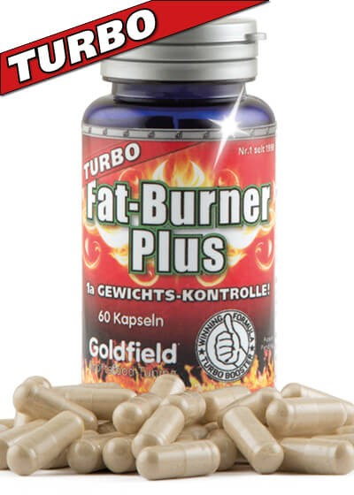 Goldfield Fatburner Plus Neu