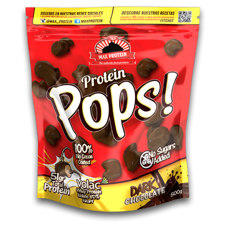 MAX PROTEIN POPS MAX® 500g Bars und Snacks
