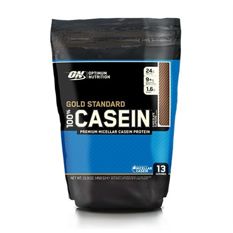 Optimum Nutrition 100% Casein 450g Proteine