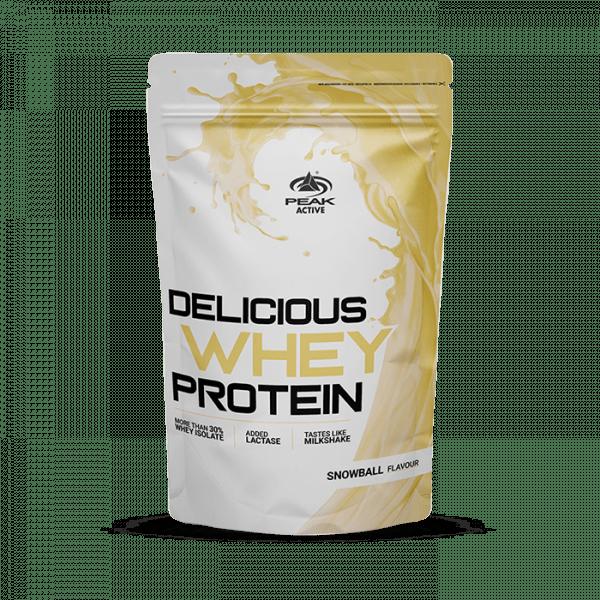 PEAK Delicious Whey 1000g Proteine