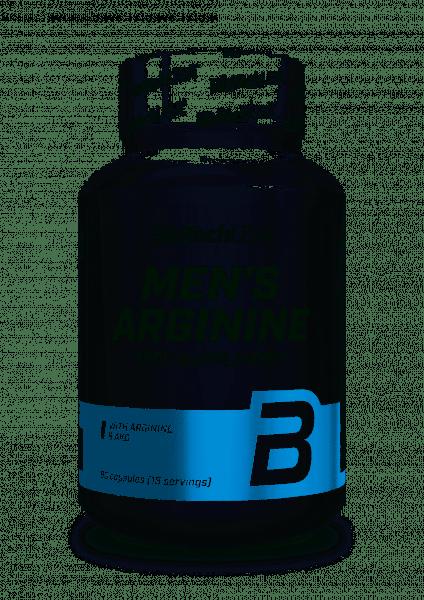 BIOTECHUSA Men's Arginine, 90 Kapseln Vitamine und Mineralien