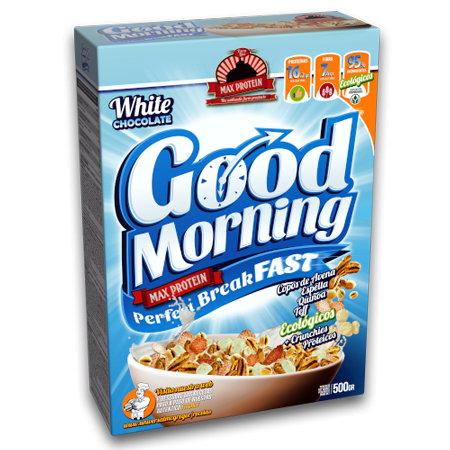 MAX PROTEIN GOOD MORNING® PERFECT BREAKFAST 500g Food