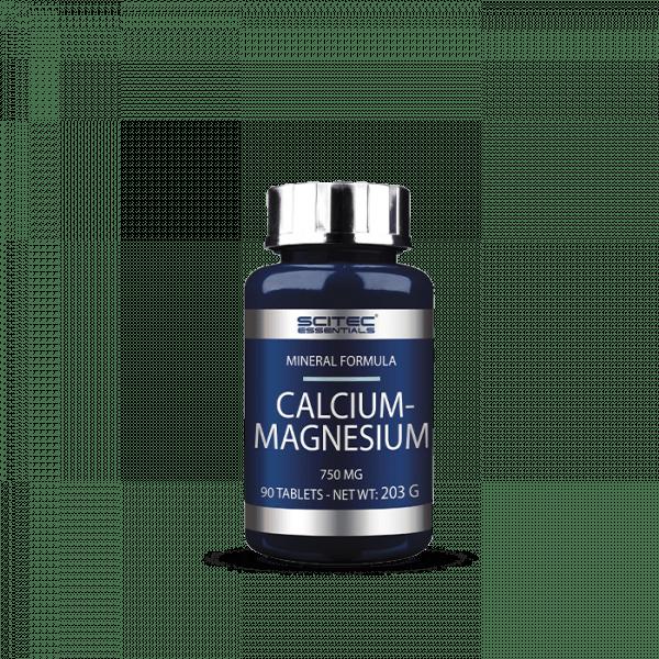 SCITEC NUTRITION Calcium Magnesium 90 Tabletten