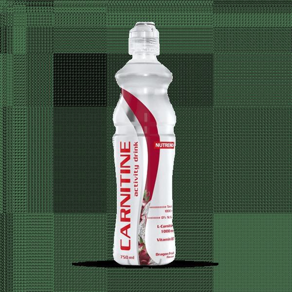 NUTREND CARNITINE ACTIVITY DRINK 8 x 750ml Drinks