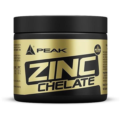 PEAK Zinc Chelate (180 Tabs)