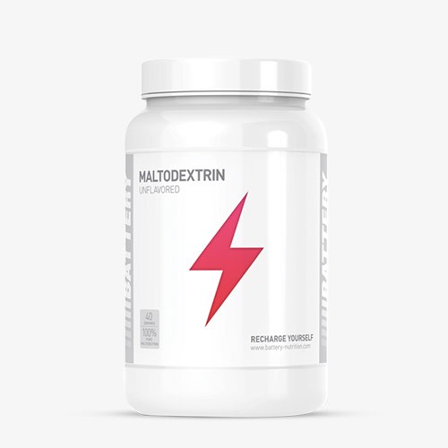 BATTERY MALTODEXTRIN 2000g Unflavored Gainers/Kohlenhydrate