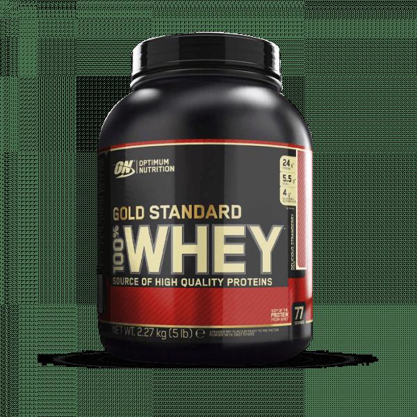 Optimum Nutrition Whey Gold 2272g Proteine