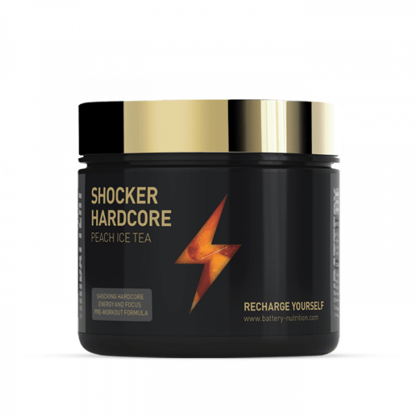 BATTERY SHOCKER HARDCORE 420g Trainings Booster