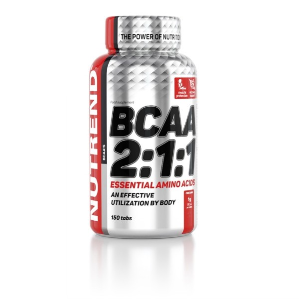 NUTREND BCAA 2:1:1, 150 Tabletten Aminos