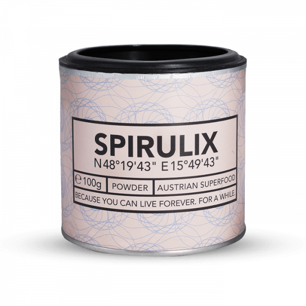 SPIRULIX Spirulina Powder 100g