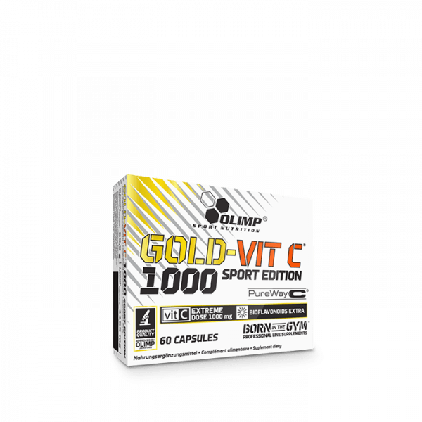 OLIMP Gold-Vit C 1000 Sport Edition 60 Kapseln
