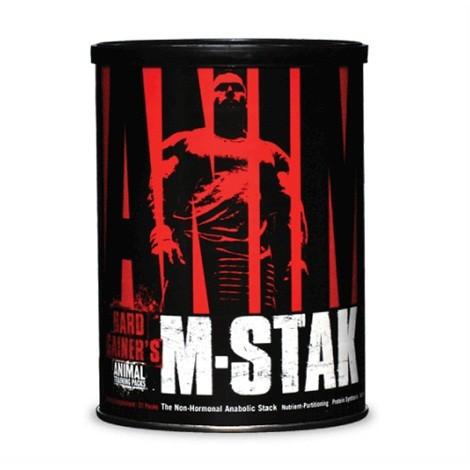 Universal Nutrition Animal M-Stak 21 Packungen TST Booster