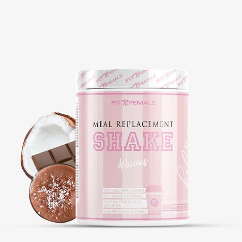 FITNFEMALE Meal Replacement Shake 500g