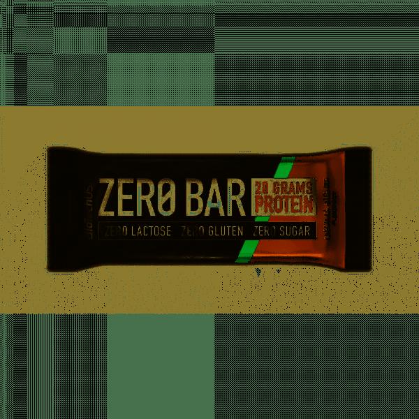 BIOTECHUSA ZERO Bar 20 x 50g Bars und Snacks