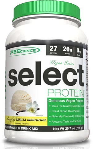 PES Select Vegan Protein, Proteine