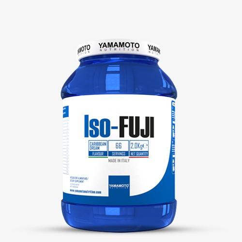 YAMAMOTO ISO-FUJI isolate protein 700g