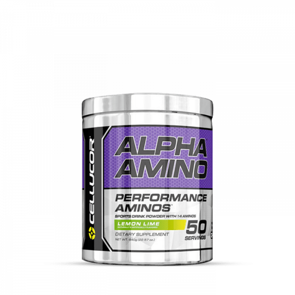 Cellucor Alpha Amino 640g Aminos