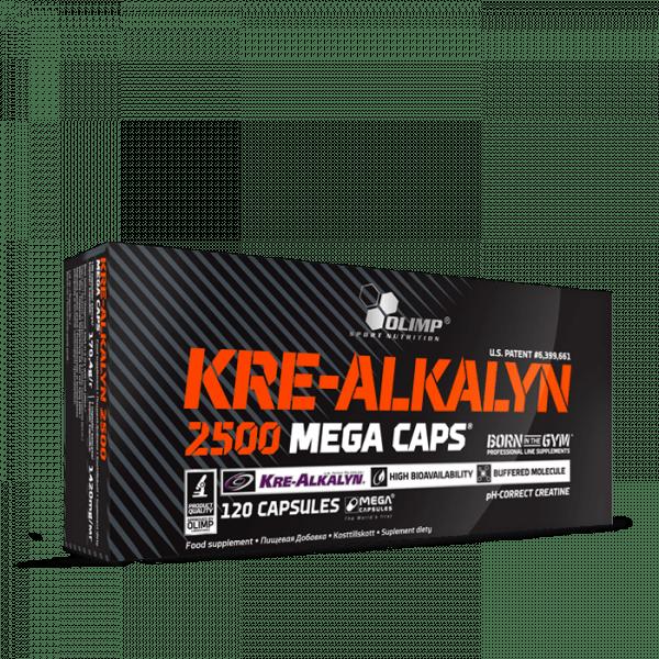 OLIMP Kre-Alkalyn 2500 Mega Caps®, 120 Kapseln