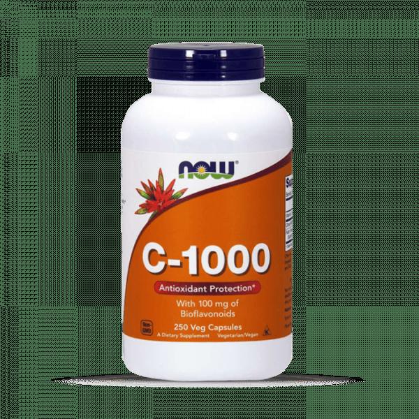 Now Foods - C-1000 (250) Vitamine und Mineralien