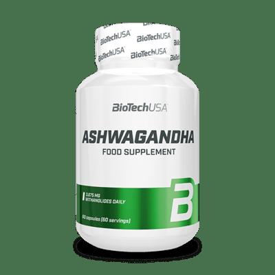 BioTechUSA Ashwagandha, 60 Kapseln