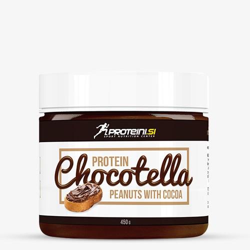 PROTEINI.SI Protein Chocotella 450g