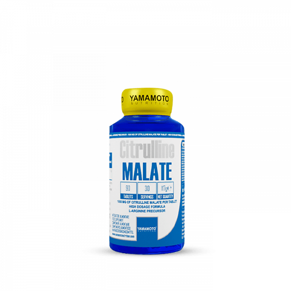Yamamoto CITRULLINE MALATE 90 Tabletten