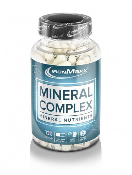 IRONMAXX Mineralkomplex 130 Kapseln