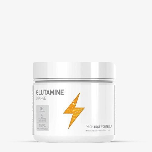 BATTERY GLUTAMINE 500g Aminos - Cola - MHD 31.08.2021