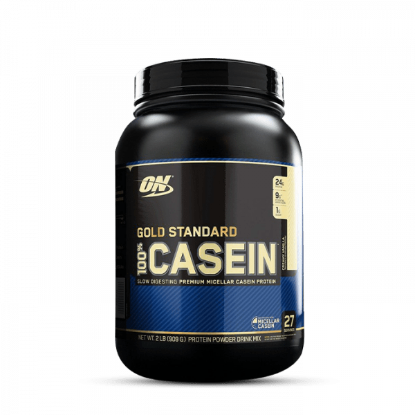 Optimum Nutrition 100% Casein 908g Proteine