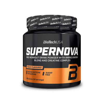 BioTechUSA Supernova 282g Trainings Booster