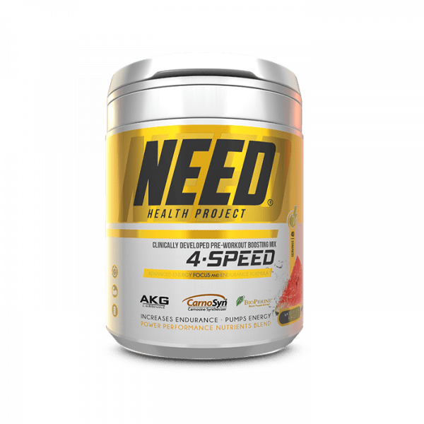 NEED 4.SPEED 300g Trainings Booster