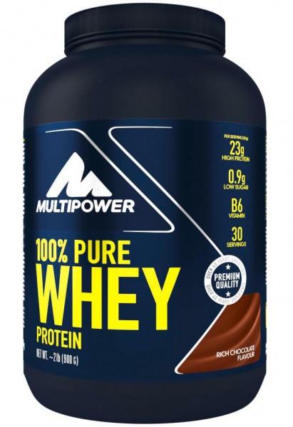 MULTIPOWER 100% Pure Whey 900g Proteine