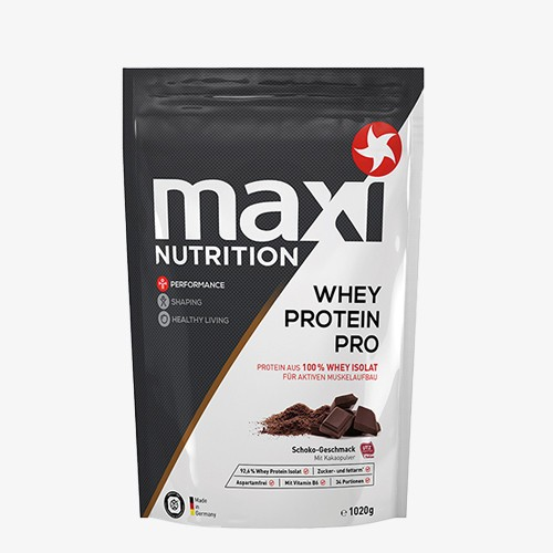 MAXI NUTRITION Whey Protein Isolat Pro 1020g