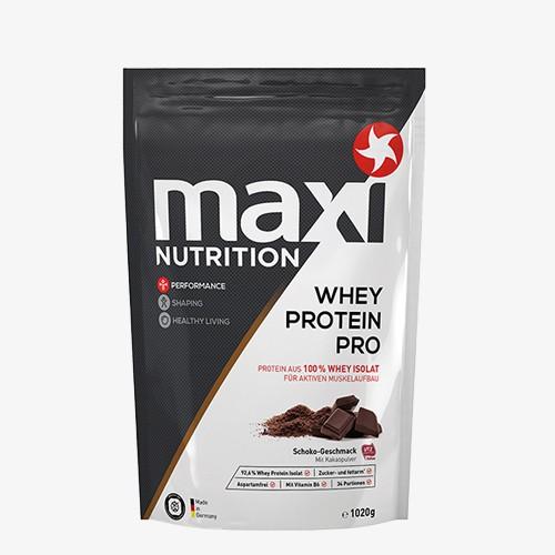 Maxi Nutrition Whey Protein Isolat Pro 1020g