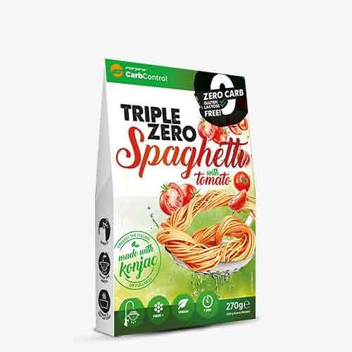 FORPRO Triple Zero Pasta 270g - Spaghetti Tomato